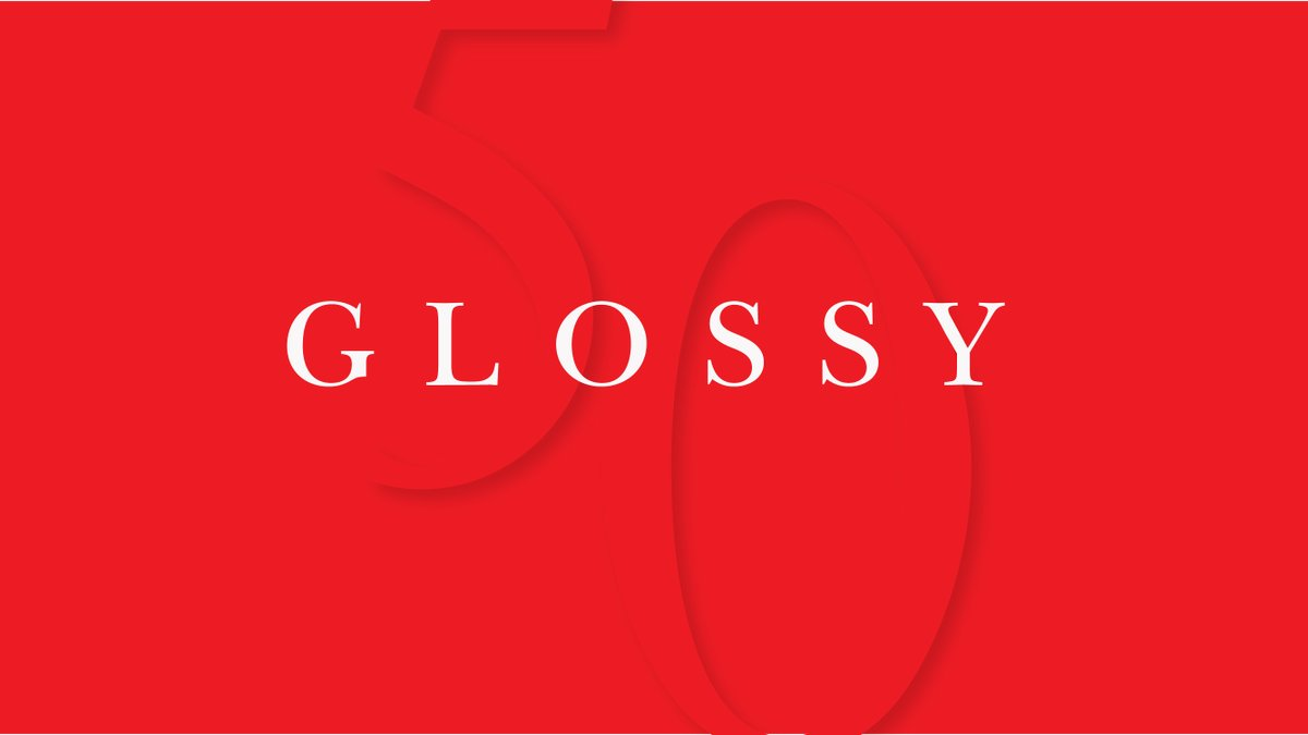 We are proud to introduce our 4th annual Glossy 50 list, spotlighting the fashion and beauty insiders who rose to the numerous challenges of 2020. https://t.co/YoWyq1f88D https://t.co/JBBhpGec6g