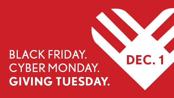 Today is #GivingTuesday, a global day of giving fueled by the power of social media and collaboration. Many #ForsythCounty nonprofits are hosting their own Giving Tuesday campaigns — we encourage you to kick off the charitable season by donating local today!
