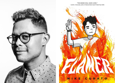 test Twitter Media - Welcome Mike Curato to our Virtual Book Tour! The author stops by to share the inspiration behind his debut graphic novel, Flamer. Visit our blog for an exclusive author recording, teaching resources and more. https://t.co/pvayJLgtRW @MikeCurato @HenryHolt @MacmillanUSA https://t.co/EIPp3fS2Sp