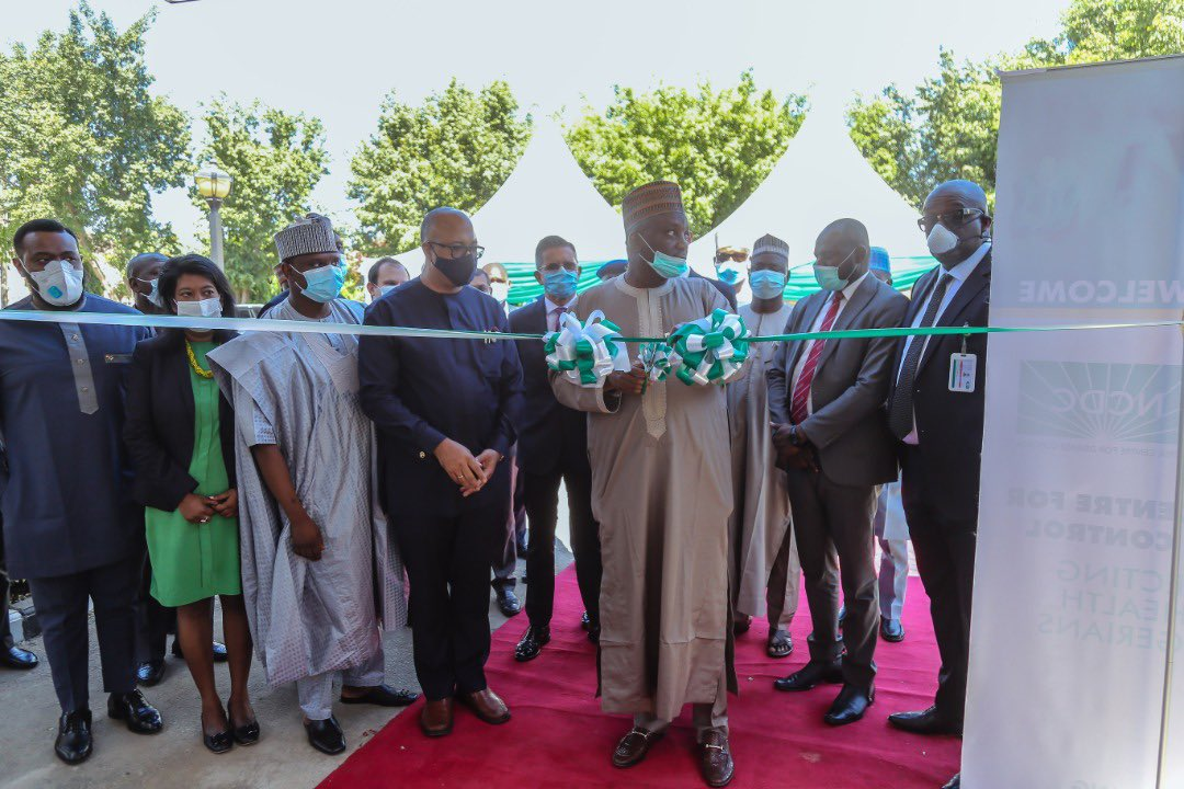 """Reliable power is critical for Nigeria's health security. This project will provide uninterrupted power supply to the National Reference Laboratory, as well as maintenance support for a 5-year duration"""" ~ @EngrSMamman, Honourable Minister - @federal_power"""