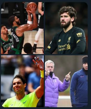 Make sure you follow @PakPassionSport for all non-cricket related discussions and news #PremierLeague #Bundesliga #NBA #Ligue1 #LaLiga #ATPFinals2020 #ChampionsLeague #EuropaLeague #NFL https://t.co/frx361EYy9
