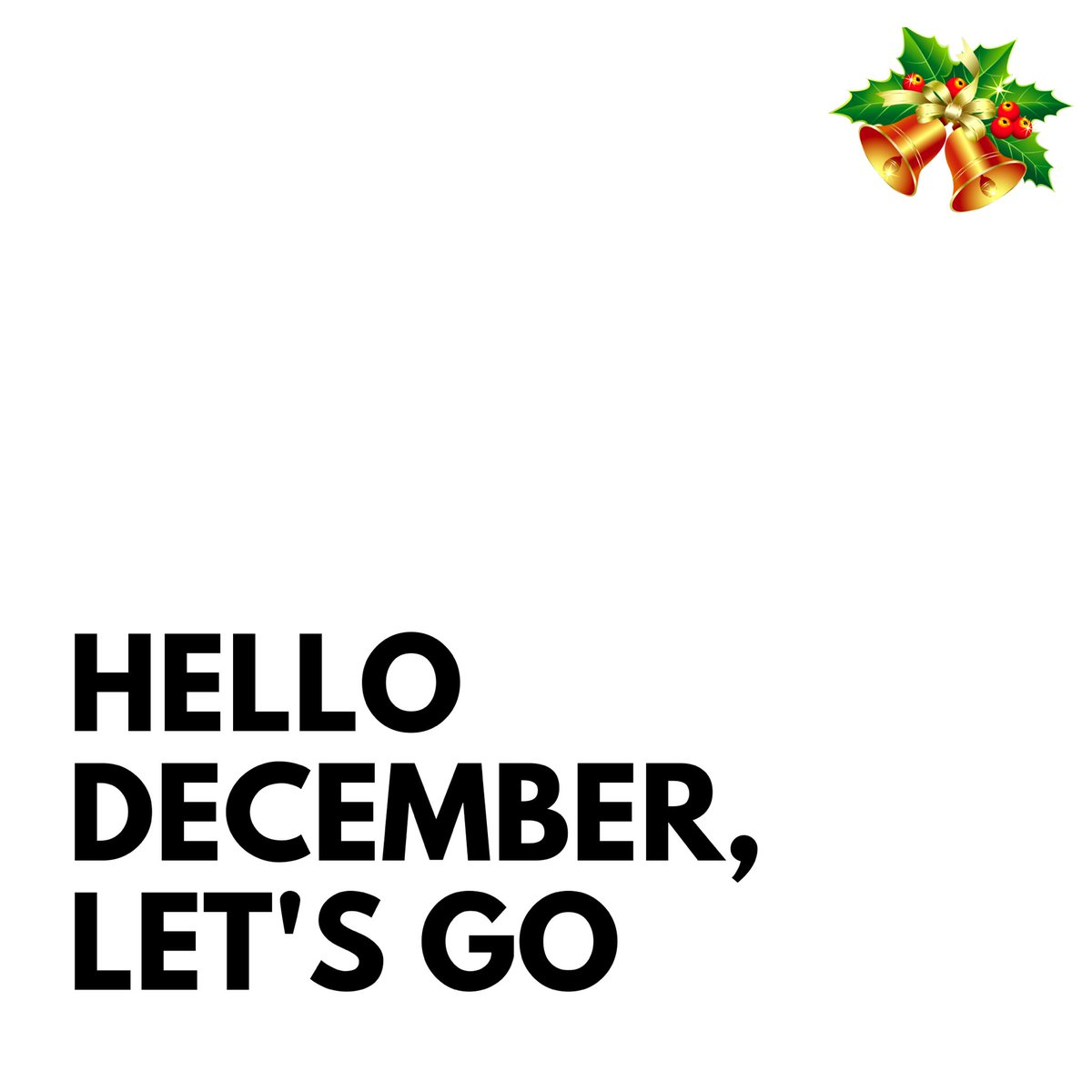 #HelloDecember 🎄It's the final countdown to the end of this crazy year! 🤦🏻♀️ So let's make the most of it - LET'S GO!!! 💕 #reginalovesit #December2020 #December1st #tuesdaymotivations #tuesdayvibe #Tuesday