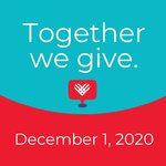 Image for the Tweet beginning: Today's the day! ✨  This #GivingTuesday,