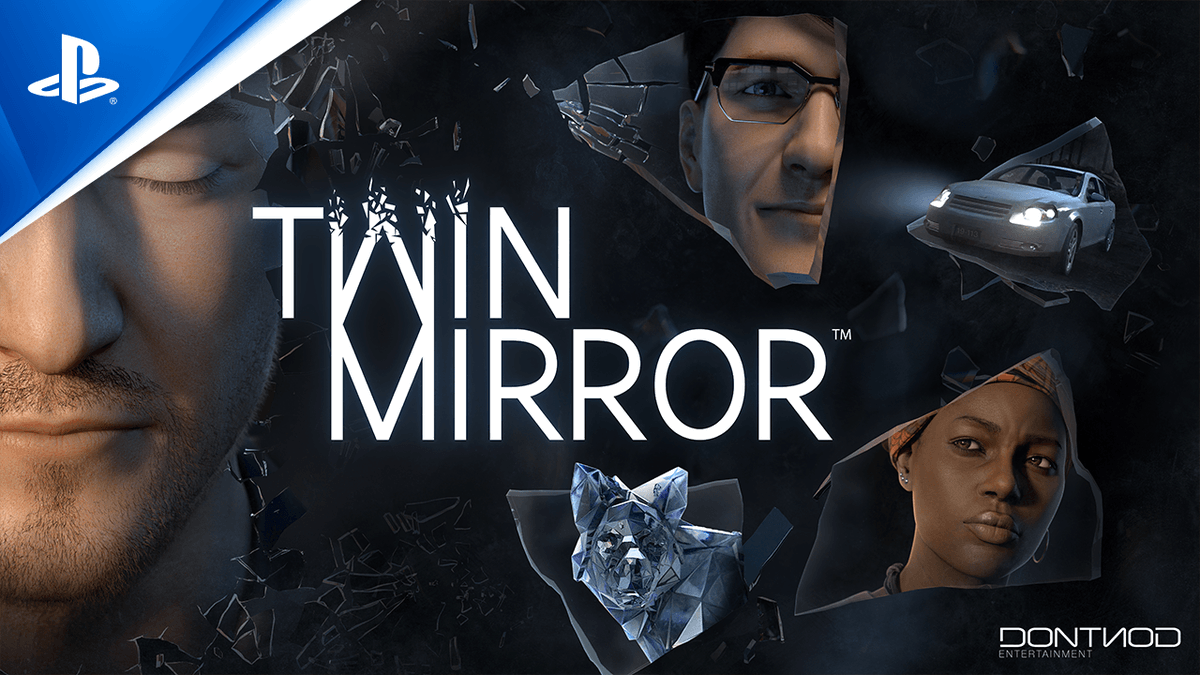 Every story has two sides. @dontnod_ent's new tale, Twin Mirror, comes to PS4 today: https://t.co/homvpyidHj https://t.co/Zq1vKax1kW