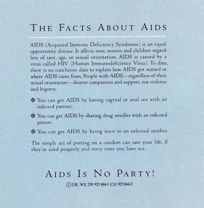 Hoy 1 de diciembre, ideal para para escuchar this queen only 👑 #WorldAIDSDay #DiaMundialDelSida #AIDSday #VIH  Bienvenido diciembre