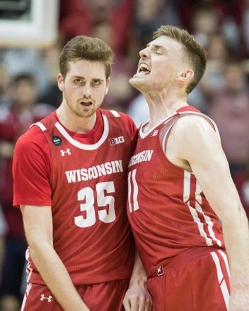 The Wisconsin and Marquette men's basketball teams have interesting matchups tonight. Here's a pregame look at both: Badgers take on familiar face vs. UW-Green Bay.  #Badgers Golden Eagles host top NBA prospect vs. Oklahoma St.  #mubb