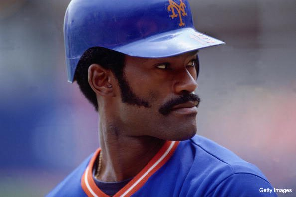 Happy 72nd Birthday to former Met George Foster!!    Stats (5 years): .252 BA, 99HR, 361 RBI