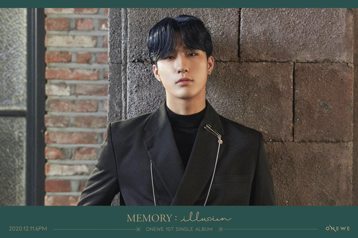 [#ONEWE] 1ST SINGLE ALBUM [MEMORY : illusion] 2020.12.11 6PM RELEASE✔ 🔹 SOLO + UNIT CONCEPT PHOTO 🔹 ▪️ HARIN ▪️ ▪️ DONGMYEONG ▪️ #원위 #하린 #동명 #MEMORY_illusion