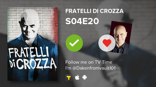 I've just watched episode S04E20 of Fratelli di Crozza! #tvtime https://t.co/ujAC09c7kZ https://t.co/yZOtQhYz89