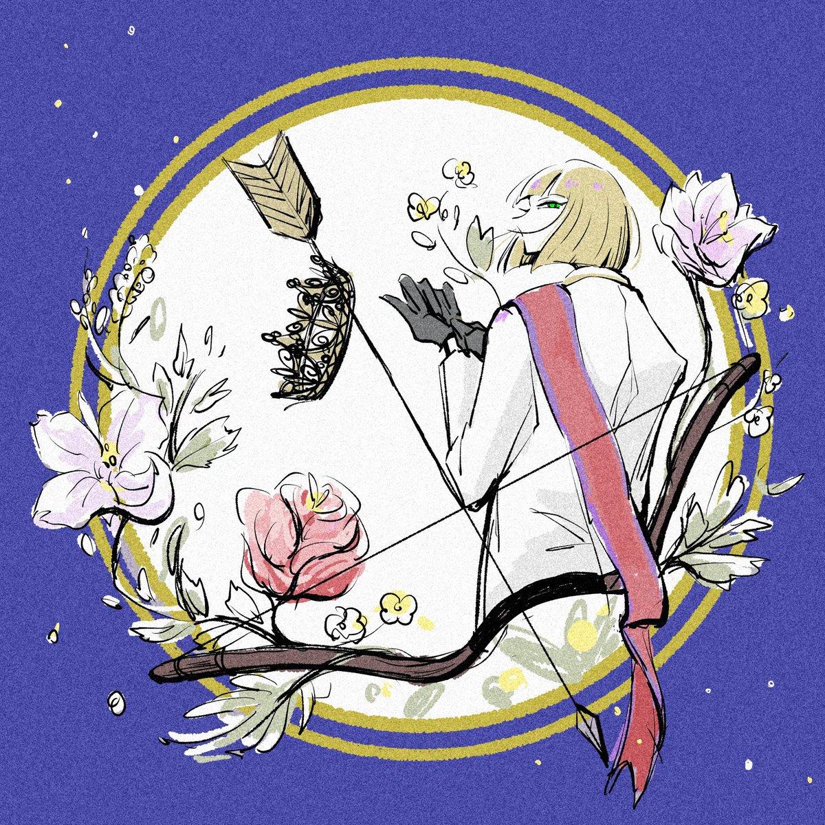 RT @nonoko_szr: #ルーク・ハント誕生祭2020 おめでとうルークさん愛してるよ🏹 https://t.co/LfOcXxfzSh