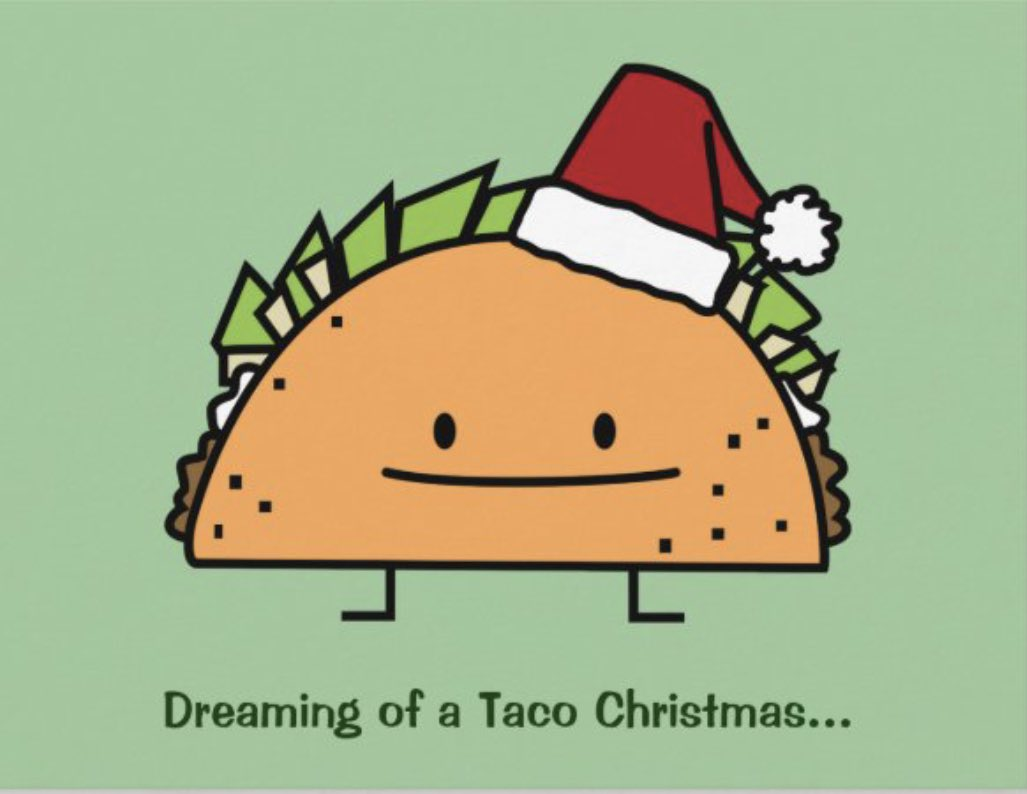 My two favorite things,Who could ask 4 anything more! #December1st #TacoTuesday #tuesdaymotivations #tuesdayvibe