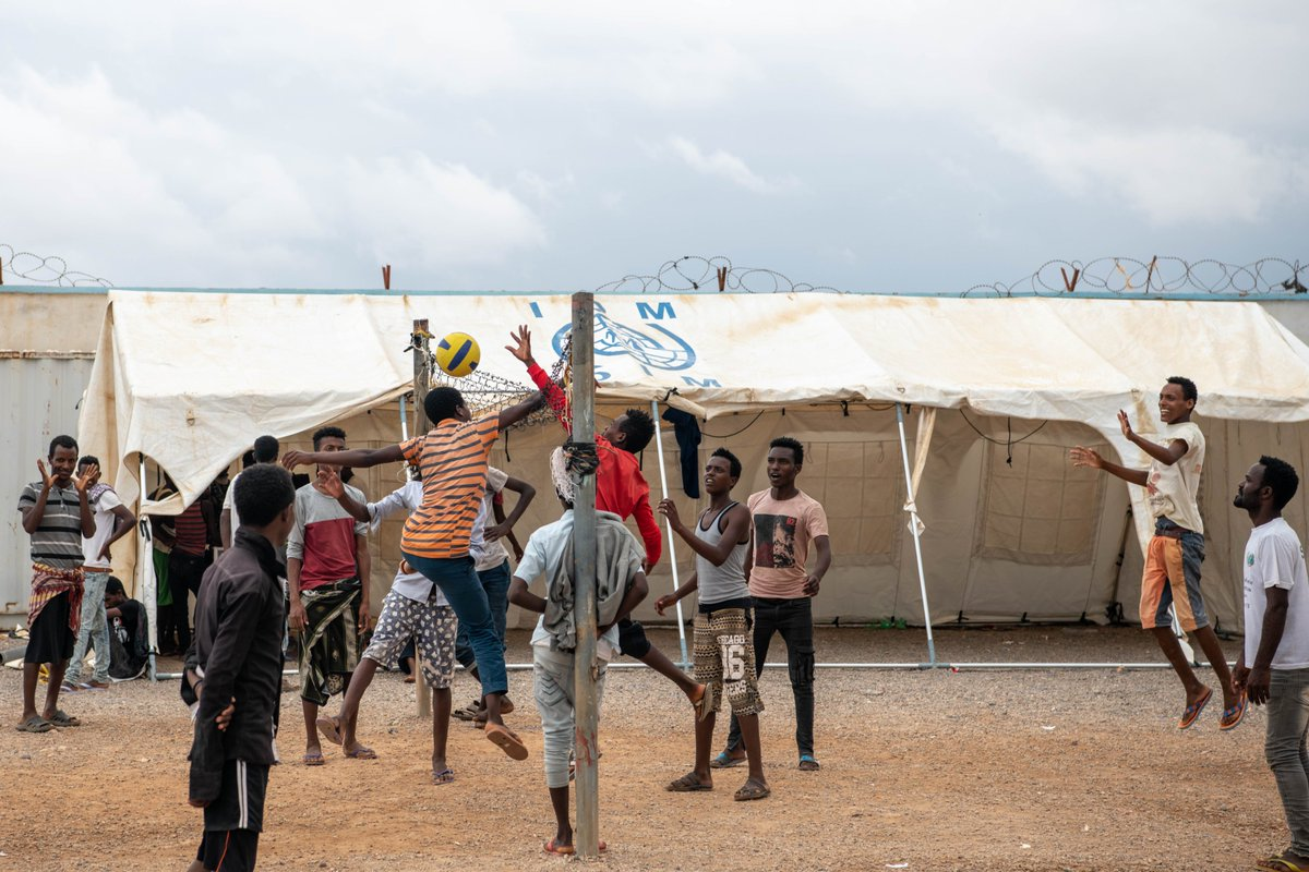 Seven Migration Response Centres, important actors in the fight against #COVID19, are supported by the EU-IOM Joint Initiative in the Horn of Africa. Several partners are coming together this week to sharpen their response to the pandemic. #AfricaTrustFund