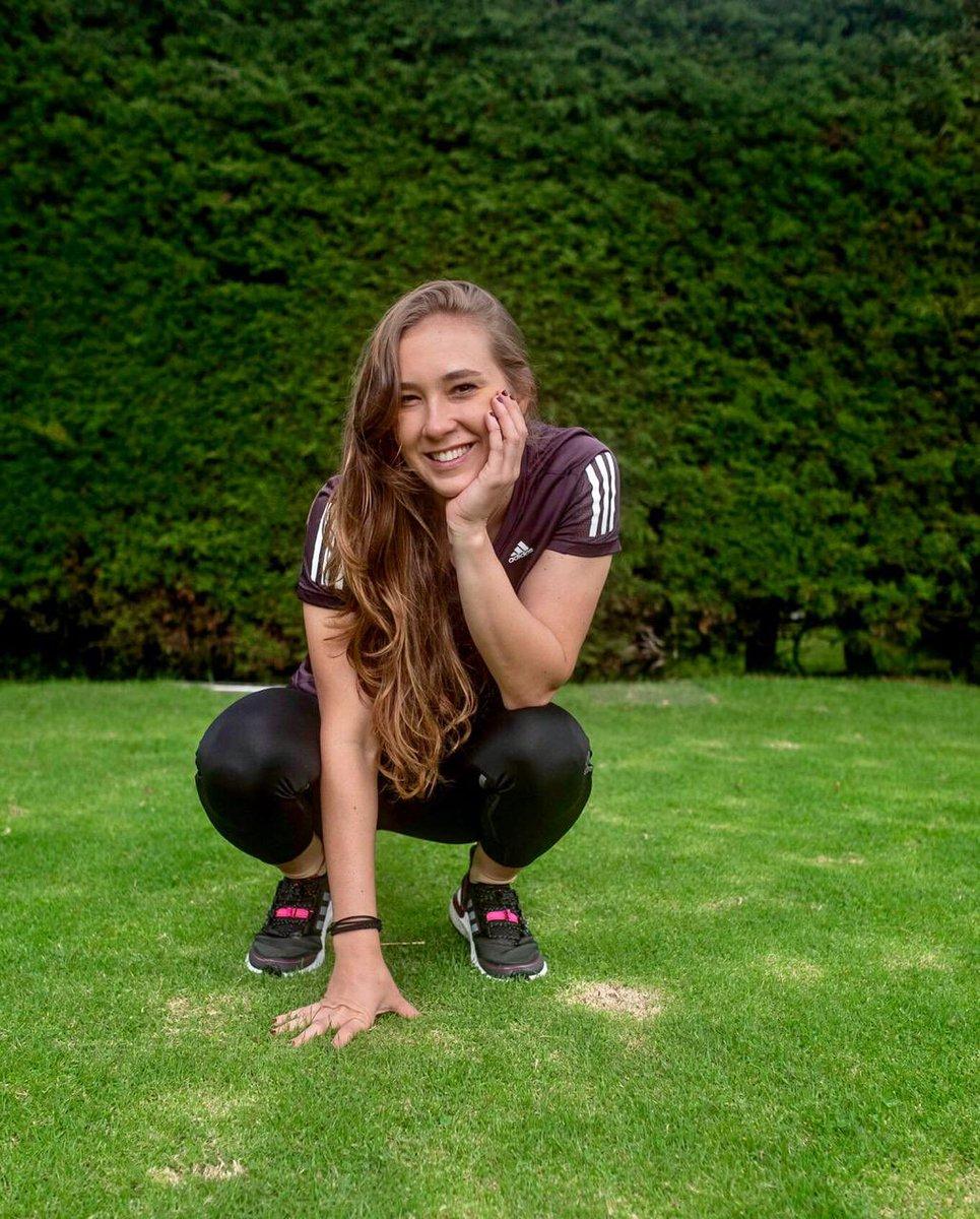 En cualquier momento y en cualquier lugar 😉. Siempre lista para entrenar 💪 @adidasco #adidasRDY #ReadyForSport #creadoconadidas