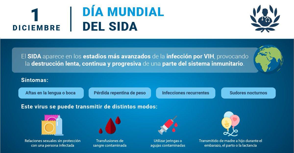 Ahora que sabemos lo peligroso que puede ser un virus como la #Covid19, es momento de reflexionar también sobre el VIH.   En tus manos está que no haya más personas infectadas. Por eso, en el #DiaMundialContraDelSida, ponemos foco en la prevención: