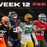 Image for the Tweet beginning: The #a3family dominated week 12