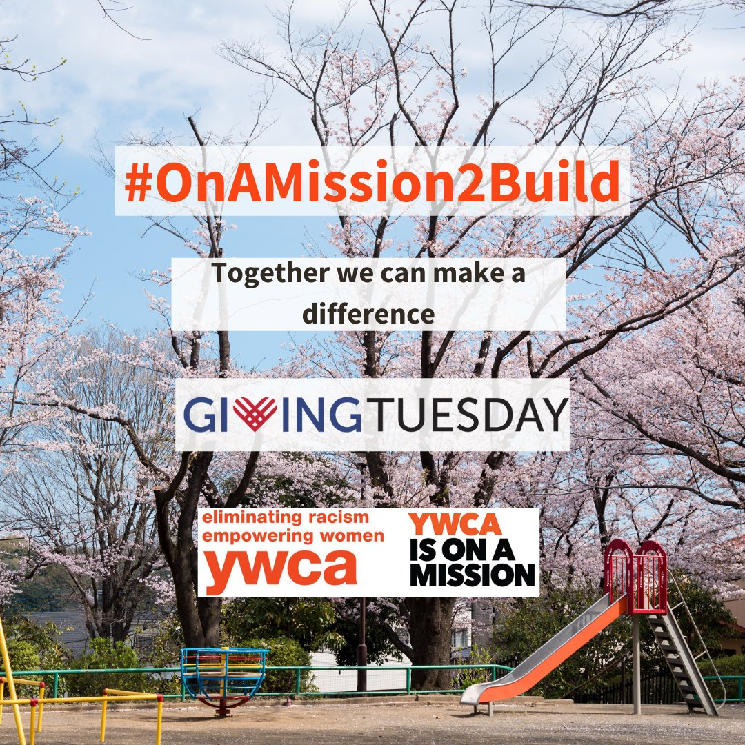 It's #GivingTuesday! Please consider making a donation to support this year's #OnAMission2Build project – a new playground! Make your donation here:  And RT to spread the word