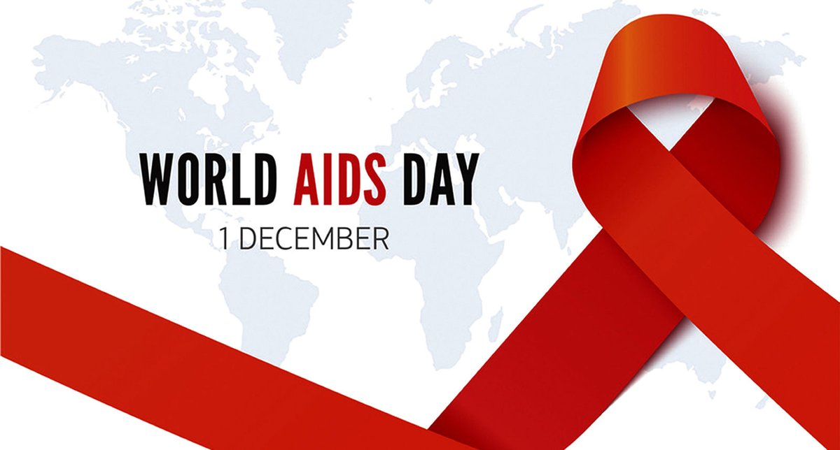 Each year, on 1 December, the world commemorates #WorldAIDSDay. World AIDS Day remains as relevant today as it's always been, reminding people and governments that HIV has not gone away. There is still a critical need for increased awareness of the impact of HIV on people's lives