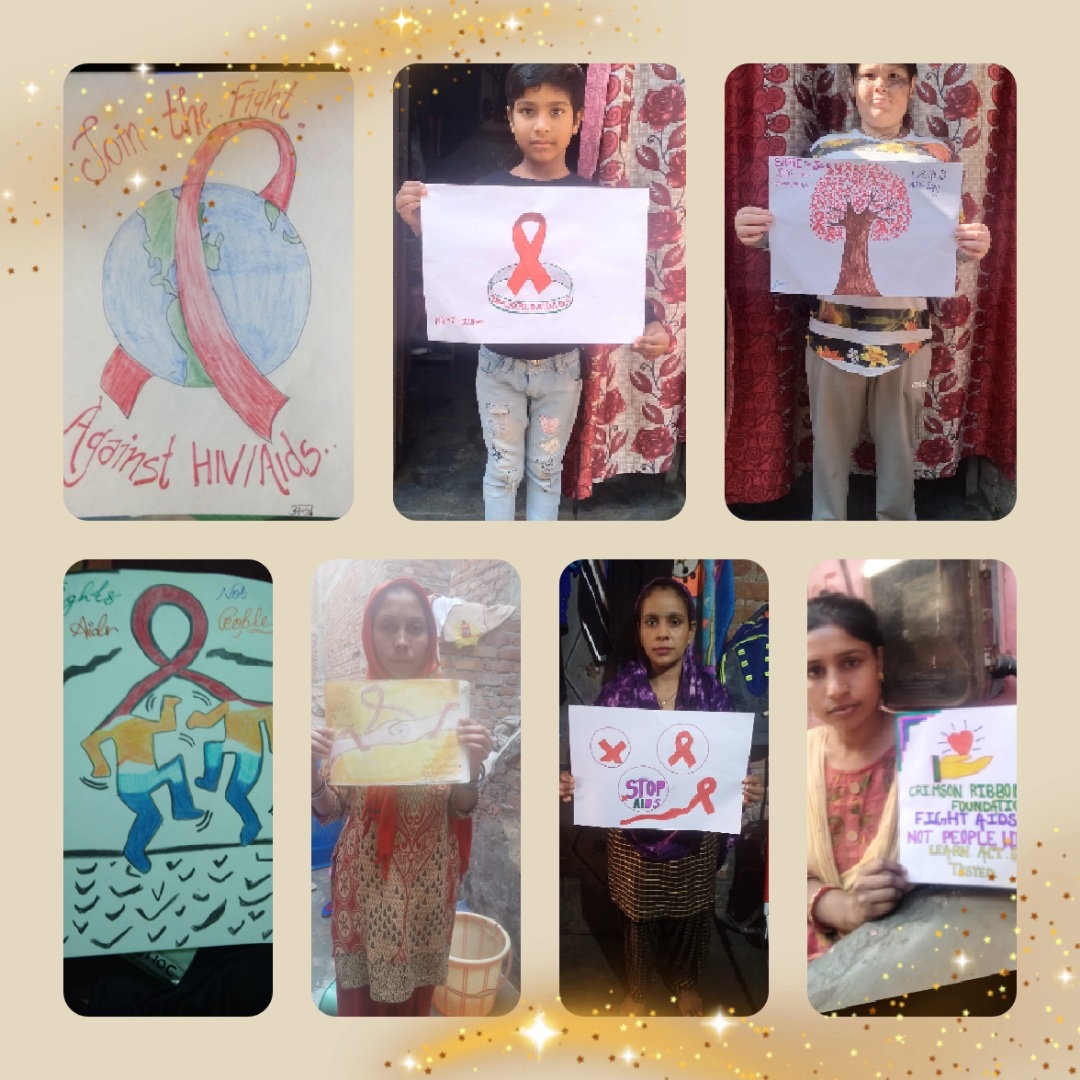 As a part of shared responsibility & global solidarity under the global target 2020, we conducted awareness sessions inside, outside prison under diff programs & reached out to more than 100+ male & female inmates, released beneficiaries & their family members #WorldAIDSDay2020