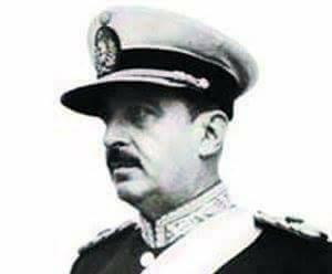 25.03.75 General Acdel Vilas Primer Comandante del Operativo Independencia ,Inauguración del Año Militar de 1975: