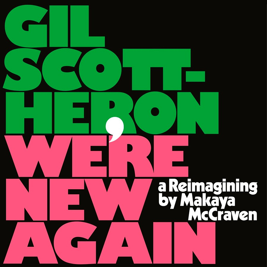 "🎧 ""We're New Again – A Reimagining,"" @MakayaMcCraven   ""McCraven matches Gil Scott Heron's gruff compassion, lurching cadences and probing intellectual curiosity to create something that sounds both wholly invigorating and like Heron's aesthetic home,"" writes @andrewrchow"