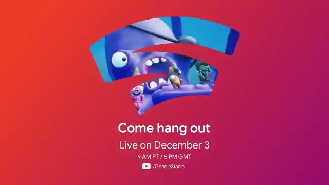 Come hang out with us live! Join Austin Creed (@UpUpDwnDwn) and Katie Wilson (@TheKatieWilson) as they share four new trailers for upcoming games and play through some current games on #Stadia. It all starts December 3rd at 9 AM PT / 5 PM GMT!