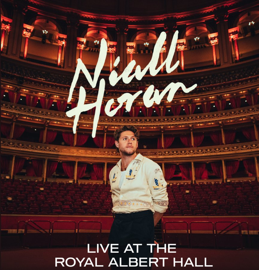 🙏@BackupCharity our heartfelt thanks to @NiallOfficial for the amazing amount raised by his Livestream @RoyalAlbertHall in aid of his crew, AIST, @WeNeedCrew (Backup Hardship Fund) Thank you to Niall's fans for their generosity to the industry that makes entertainment possible!