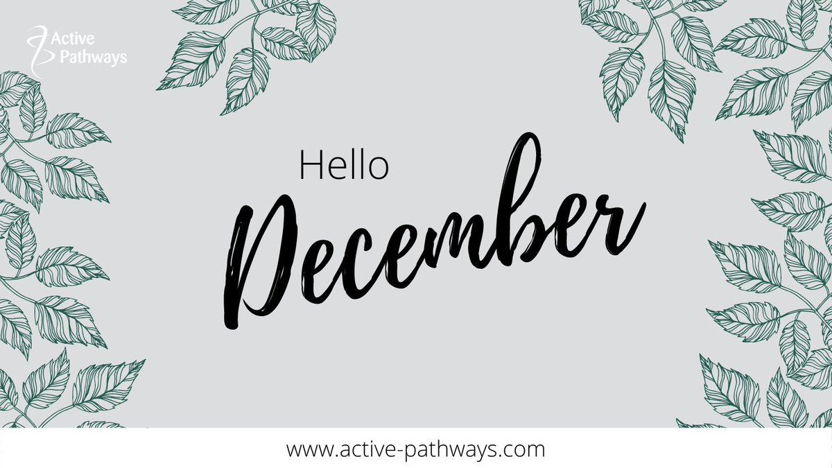 Happy December! Have you put your #Christmas decorations up yet? #occupationaltherapy #rehabilitation #rehab #mentalhealth #mentalhealthmatters #mentalhealthadvocate #dailymotivation #mentalhealthrecovery #keyworkers #recovery