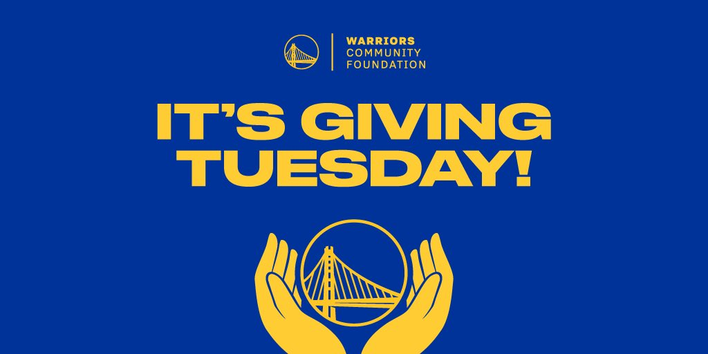 #GivingTuesday is especially important in 2020.  A donation of any amount goes a long way in supporting youth and education programs in the Bay Area.  Consider a donation today at