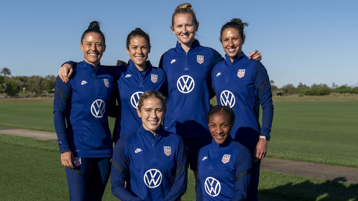 Happy #GivingTuesday! We teamed up with @ussoccer to give back to: ✅ U.S. Soccer's Jill Ellis Scholarship Fund to support women pursuing a career in professional coaching ✅ Soccer-based charities selected by #TeamVW players Read more: go.vw.com/VWGivingTuesday