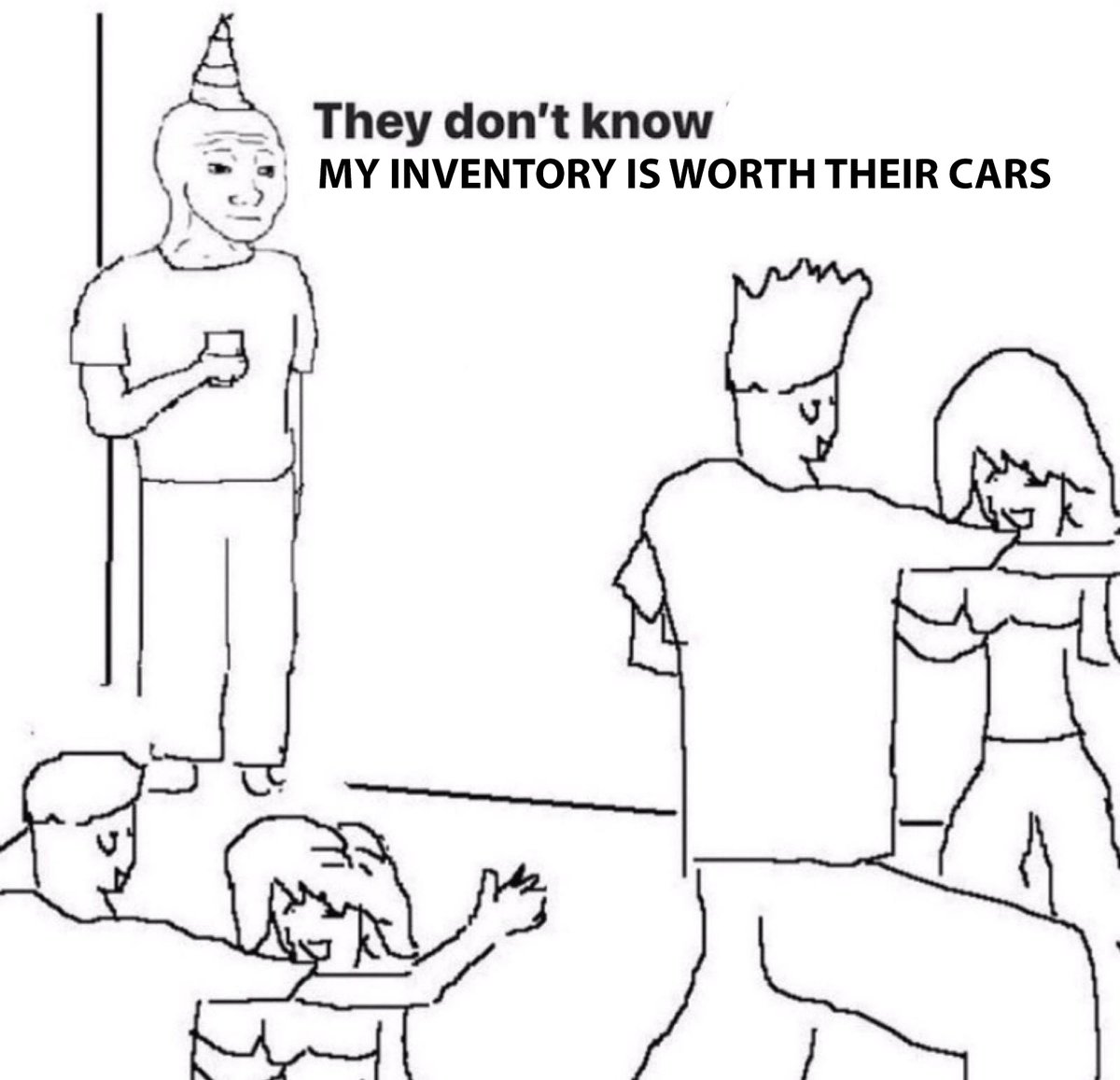 What is your total inventory value?