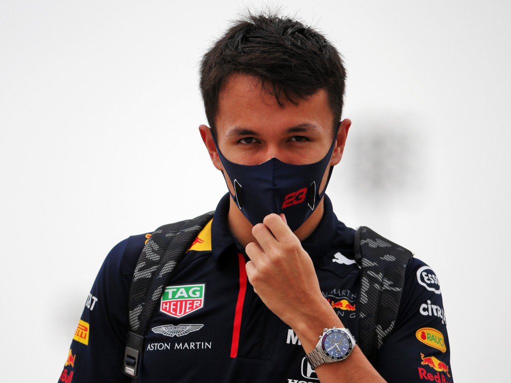 Rather fortunately, Alex Albon ended the Bahrain Grand Prix in P3 after a late retirement for Sergio Perez ahead of him.  Ross Brawn says Albon needs to use that podium as momentum to secure his Red Bull ride.  https://t.co/S6MpUrf0Zb https://t.co/US1hSnlEg9
