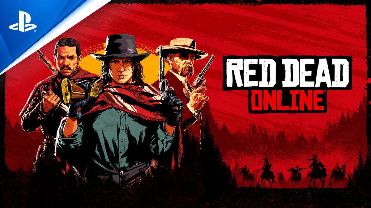 The standalone version of Red Dead Online is available now at PS Store, with 75% off for a limited time for PlayStation Plus subscribers: