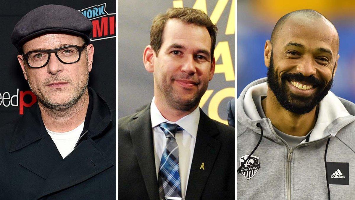 Matthew Vaughn, #Entourage creator Doug Ellin and Thierry Henry teaming on soccer drama series