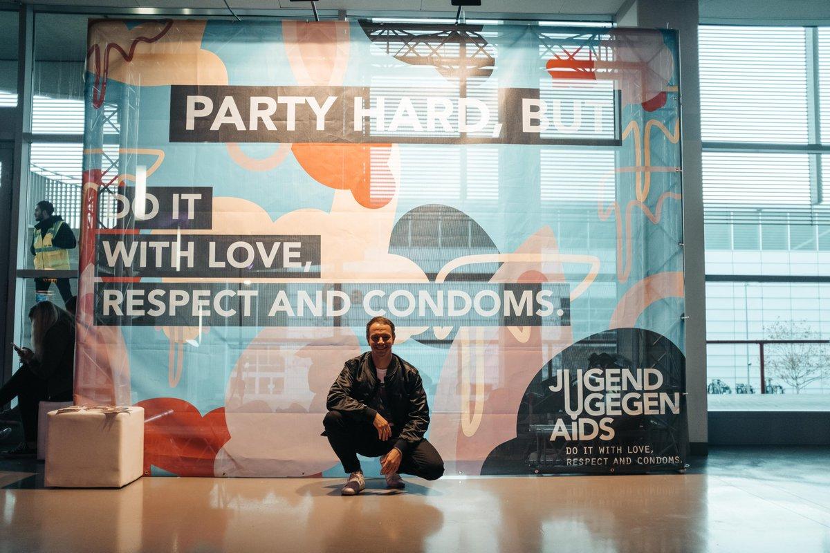 This is no joking around! Take care! #worldAIDSday