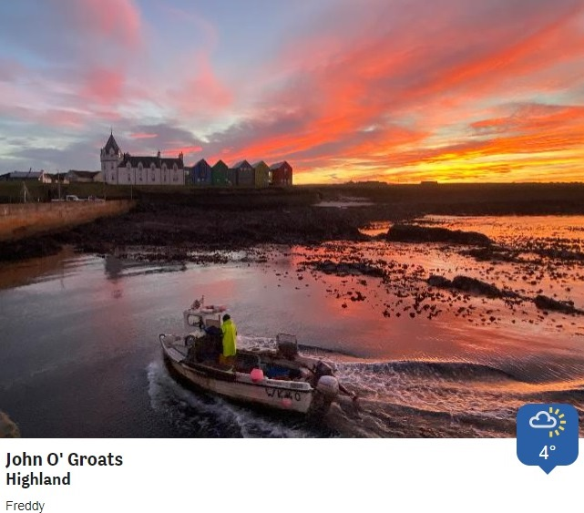Some cracking #sunset shots from our @BBCWthrWatchers this evening! CB