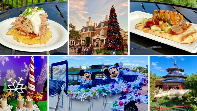 Everything you need to know about the 2020 Taste of EPCOT International Festival of the Holidays:
