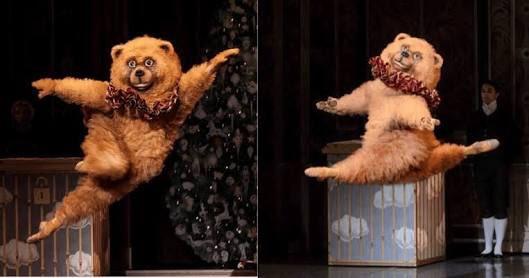 >RTいかしたクマの着ぐるみで有名なボストン・バレエの『くるみ割り人形』全編(1時間)が無料で見られます。メアドと名前の入力が必要。