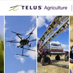 Image for the Tweet beginning: Today @OldsCollege & @TELUS_Ag announced