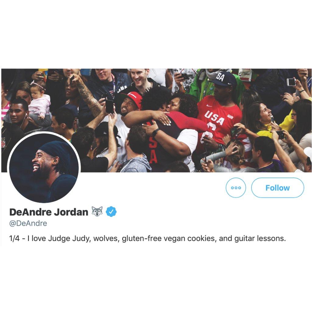.@DeAndre's Twitter bio 😅 https://t.co/P3OlU9VWGB