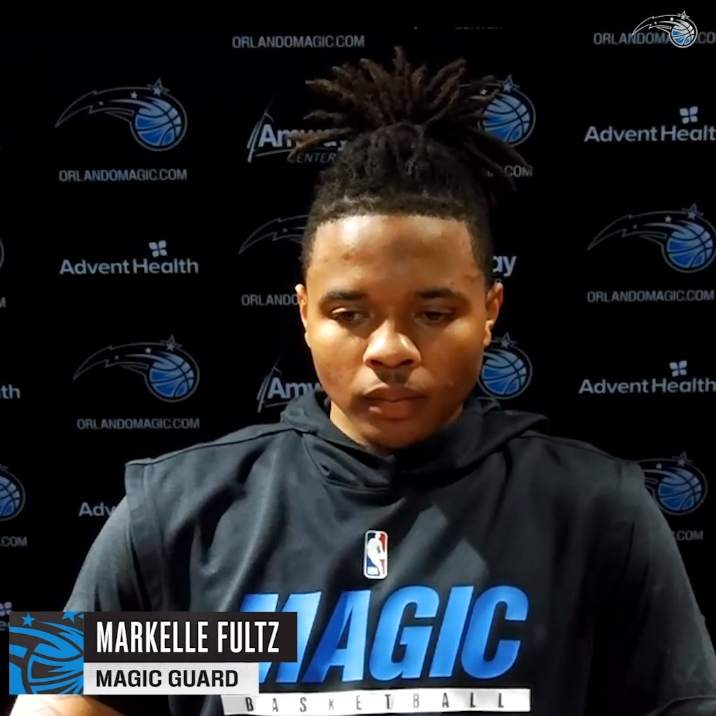 Replying to @OrlandoMagic: .@MarkelleF on being comfortable proving people wrong 👇