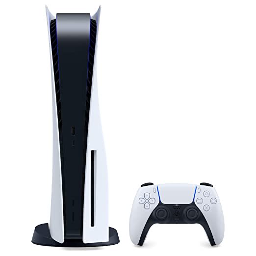Be ready...  Amazon PlayStation 5 links  Standard Link0  Digital Link1