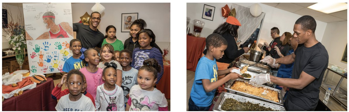 As RHD celebrates 50 years, we're recalling stories — like whenNBA All-Star Rajon Rondo provided and served Thanksgiving dinner at RHD Woodstock Family Center to mothers and their children experiencing homelessness. For more:https://t.co/7Y12l7AGjr #RHD50#TBRHD https://t.co/BYRB3gLfaR
