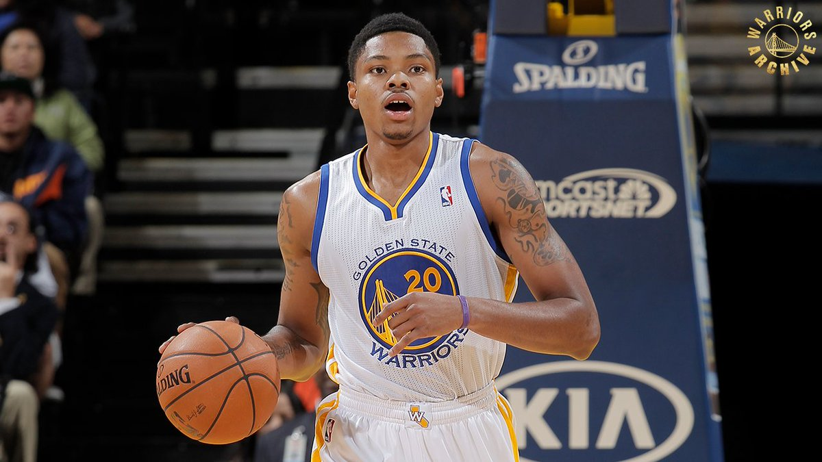 #DubNation, he's back.   The best plays from @24Bazemore's first stint with the squad 📽️