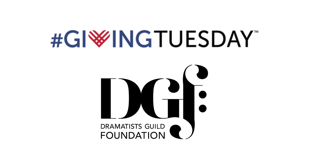 On this #GivingTuesday, we encourage anyone who is in a position to donate to help their local communities and their arts communities. If you're looking for an organization to support today, we recommend giving to @dgfound: