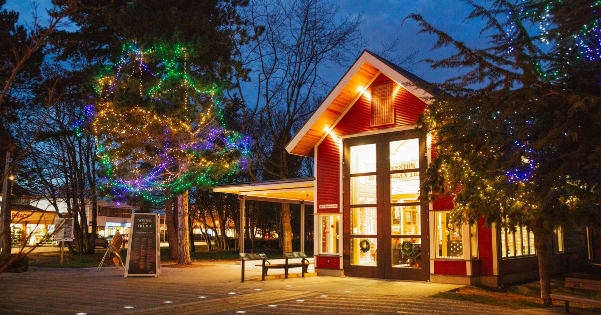 Visit Richmond Bc On Twitter Winter In The Village Is Back From Dec 1 31 Steveston Village Is Transformed Into A Winter Wonderland With Dazzling Window Displays A Forest Of Illuminated