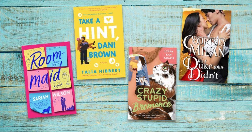They're here! The Amazon Editors' picks for the best romances of 2020: