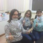 Image for the Tweet beginning: Поздравляем команду родительского клуба «Мы