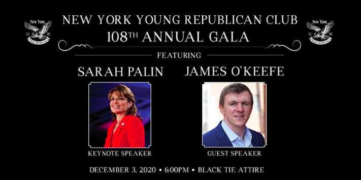 Exactly a week after so many of us made the sacrifice of an in-person Thanksgiving to stop the spread of COVID, the New York Young Republicans are setting the stage for a superspreader event in my district. It's a public health disaster in the making, and should be cancelled.