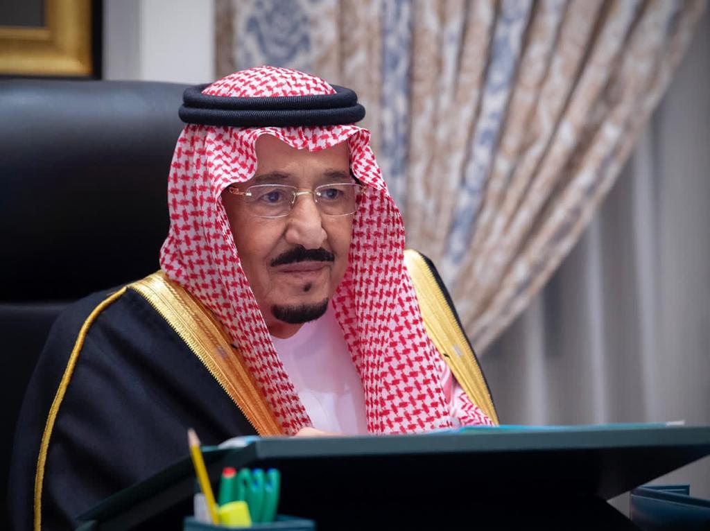 """#مجلس_الوزراء يتطرق إلى ما أعلنته المملكة العربية السعودية و #البحرين و #الأردن و #الكويت و #باكستان عن إطلاق """" #منظمة_التعاون_الرقمي """" التي تهدف إلى تعزيز التعاون بين الدول الأعضاء وقدراتها على التحول والتكيف مع الاقتصاد العالمي. #واس"""