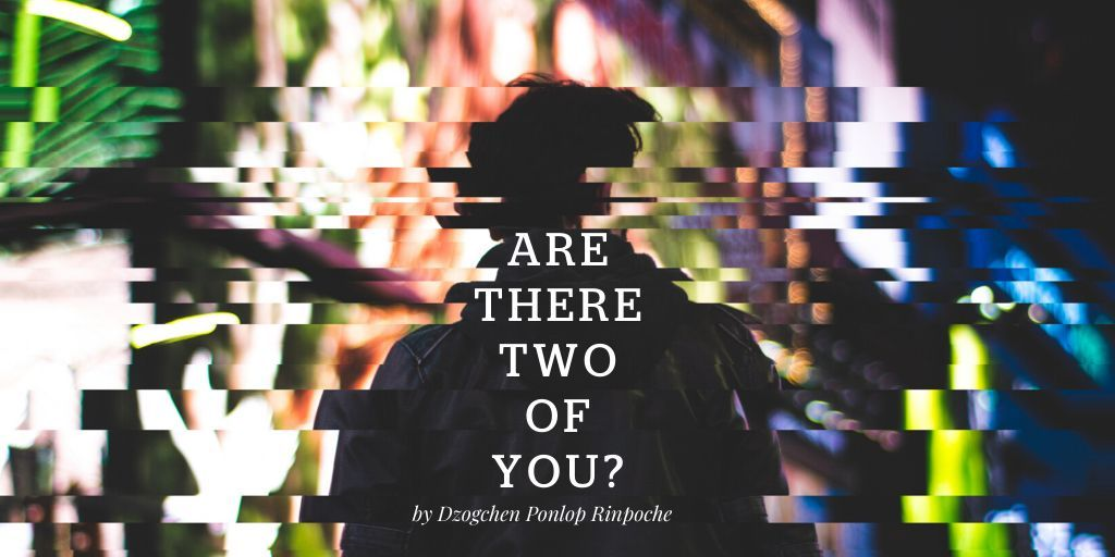 """Merging the two """"me's"""" #dharma #transformation"""
